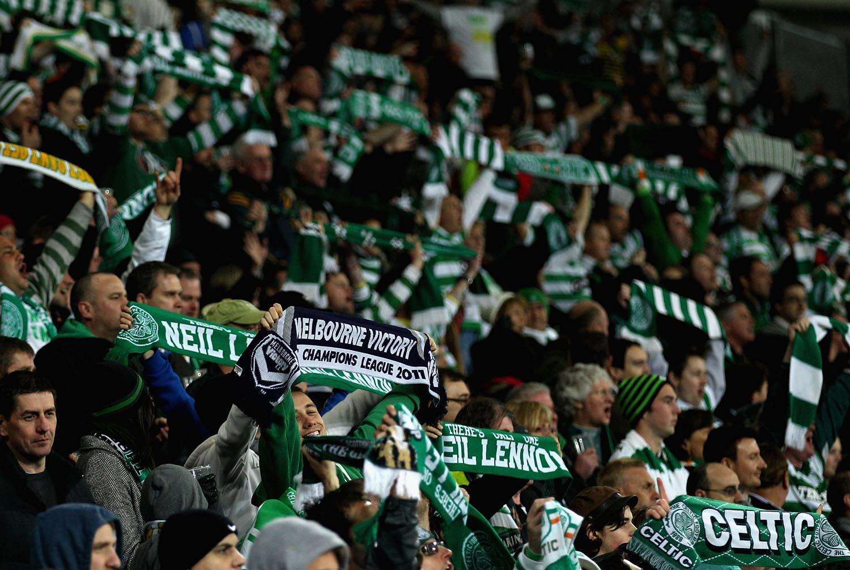 Victory v Celtic