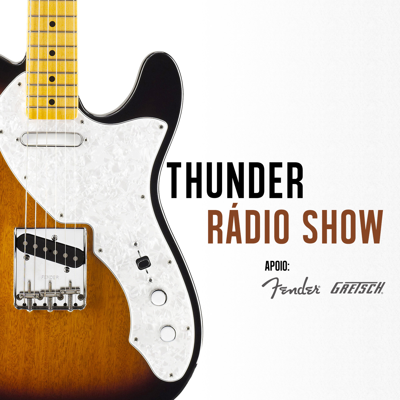 Central3 Podcasts - Thunder Radio Show