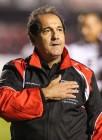 Muricy Ramalho comemora vitória   - São Paulo x Atlético-MG