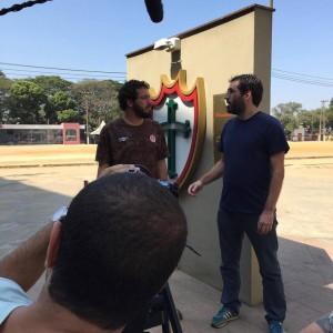 Leandro Iamin e Paulo Junior