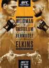 UFC-on-FOX-25-Weidman-Gastellum-poster